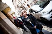 Women in Rome — Stock Photo