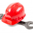 Safety cap - Stock Photo