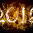 Date New Year 2012 - 