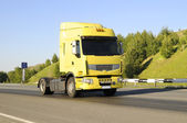 Empty lorry — Stock Photo