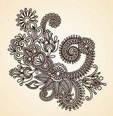 Blumen-design-element — Stockvektor