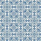 Seamless pattern — Vettoriale Stock