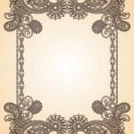Vintage frame — Stock Vector #8044700