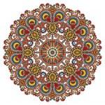 Circle ornament — Stock Vector #8676637