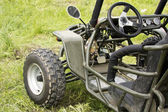 4wd buggy for extreme — Stock Photo