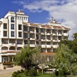 Stock Photo: Hotel ashore krym