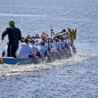 Stock Photo: Dragon boat racing