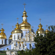 St. Michael's Golden-Domed Monastery in Kiev, Ukraine — Stock Photo #8221791