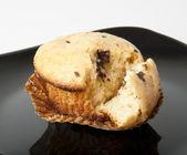 Muffin met chocolade — Stockfoto