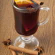 Mulled wine — Stock Photo #8413292