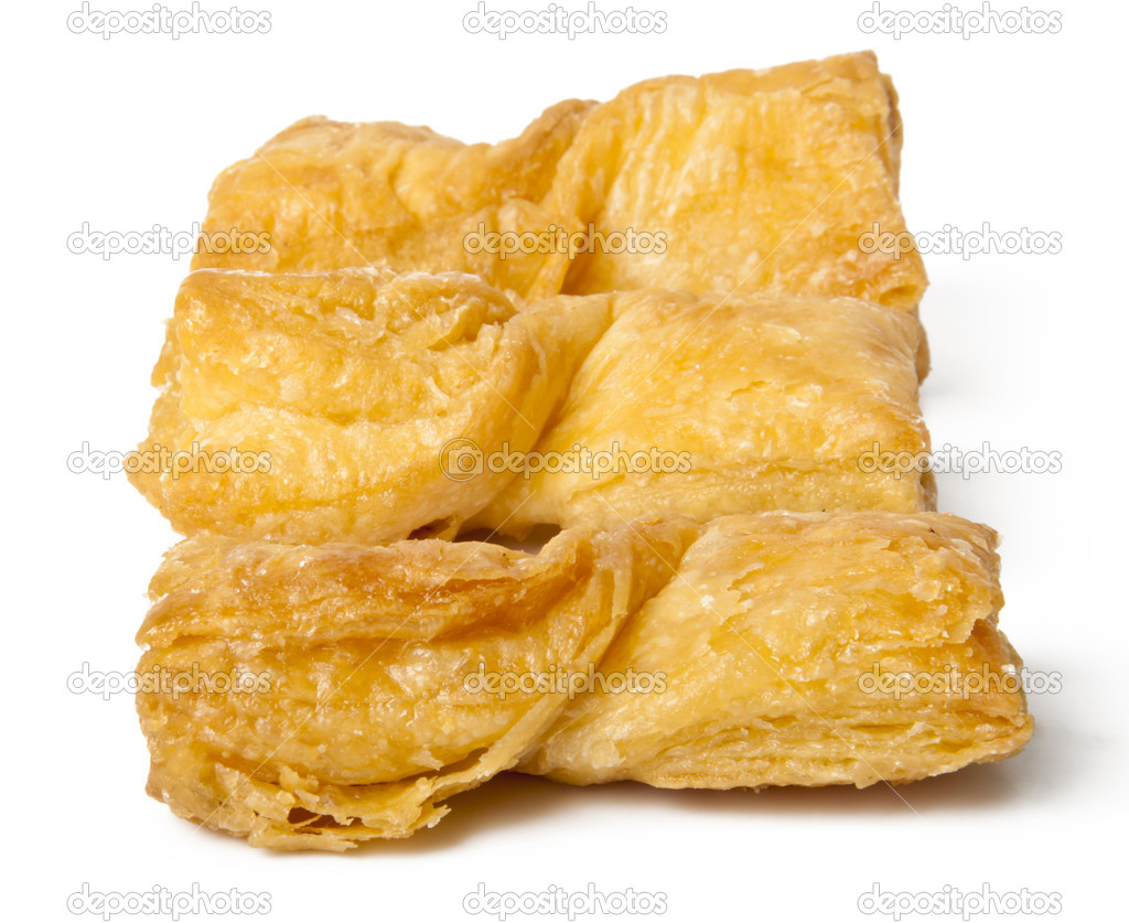 Roll baklava — Stock Photo #8969883