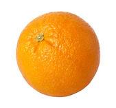 Oranje geïsoleerd op witte achtergrond — Stockfoto
