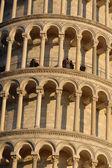 Torre pendente di Pisa — Stock Photo