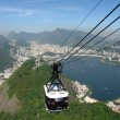 Rio cable car — Stock Photo