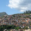 Favels in Minas Gerais - Stock Photo
