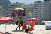 Copacabana Beach — Стоковое фото