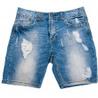 Denim shorts — Stock Photo #9765821