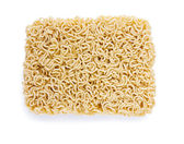 Noodles of fast preparation — Stock Photo