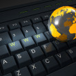 world wide web — Stockfoto