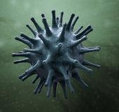 Virus illustration — Stock Photo