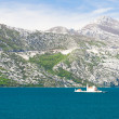 The Bay of Kotor view in spring - Photo
