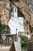 Monastery Ostrog — Stock Photo