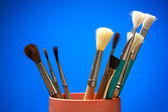 Paintbrushes — Foto de Stock