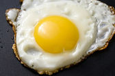 Huevo frito — Foto de Stock