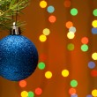 Christmas-tree decoration — Stock Photo #8402404