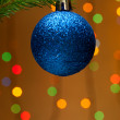 Christmas-tree decoration — 图库照片 #8402406