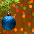 Christmas-tree decoration — 图库照片 #8402410
