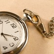 Pocket watch — Stock Photo #8514549