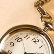 Stock Photo: Pocket watch