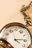 Zegarek kieszonkowy — Zdjęcie stockowe