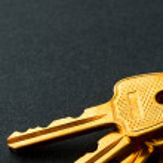 Bunch of keys — Stock Photo #8583707