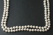 String of pearls — Stock Photo