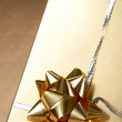 Decorated gift box — Stock Photo #9136034