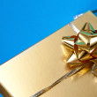 Decorated gift box — Stock Photo #9136040