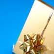 Decorated gift box — Stock Photo #9136041