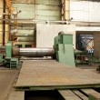 Stock Photo: Workshop of machinery plant