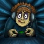 Постер, плакат: A gamer