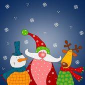 Feliz navidad! — Foto de Stock