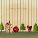 Christmas card — Stock Photo #8018824
