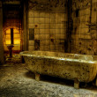 Bath of Plague — Foto de Stock