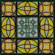 Beautiful stained glass — Stock Photo #8110709