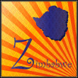 Постер, плакат: Z is for Zimbabwe