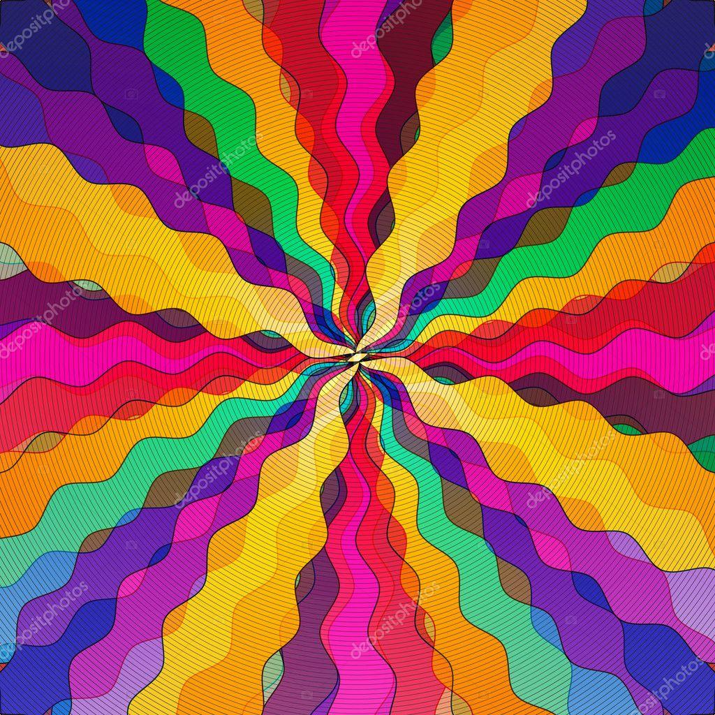 Fondo de colores vivos vector de stock sebastianvaida for Marmol translucido de colores vivos