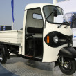 Three wheeler pickup at autoexpo in delhi, india — Stock Photo