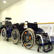 Wheel chairs — Stock Photo #8044599