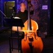 Contrabass player — Stock Photo #8044823